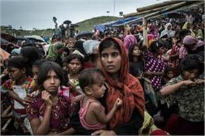 center for preparations for big action on rohingyas