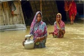 23 people killed in floods in north east