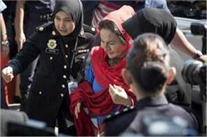 wife of ex malaysia pm questioned new graft scandal unfolds