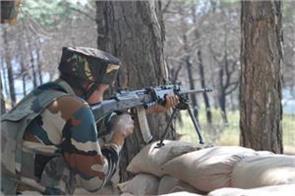 intrusion attempt on loc failed 3 terrorists 3 piled