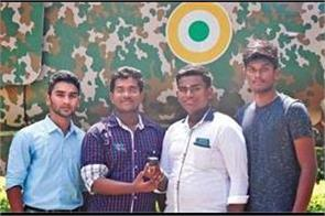 chennai students design world s lightest satellite