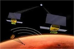 nasa s small satellite moving towards mars