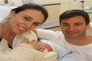 jasminda who became the mother of the pm named her daughter neve