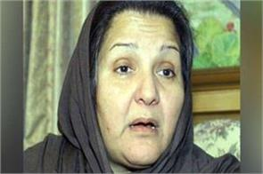 nawaz sharif s wife kulasum suffered heart attack recruited in icu