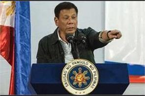 duterte warns un rights expert against interference