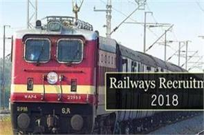 railway recruitment 2018 railways is investigating 2 37 crore applications