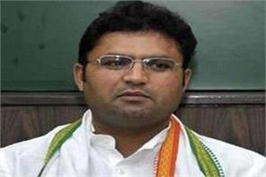 tanwar in an effort to connect backward classes away from congress