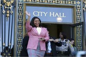 mayor made black woman for the first time in san francisco