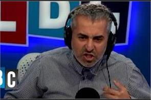 uk maajid shuts down caller who claims impress white people