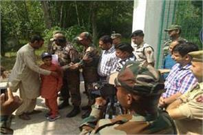 bsf return the bot to pak from loc poonch