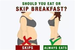 should you eat or skip breakfast