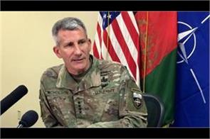 taliban dismisses statements of us commander on peace talk
