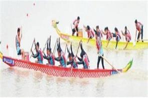 manipur topped drops third place in dragon boat hit
