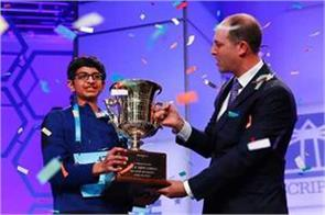 indian american american wins  national spelling bee  title