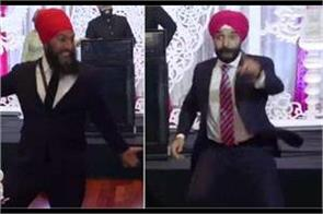 canadian ministers  epic bhangra dance video viral