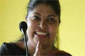 bjp leader says government can not give protection to every woman