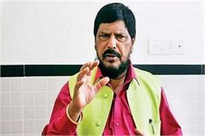 i will meet modi shah and demand to divide up into two parts athawale
