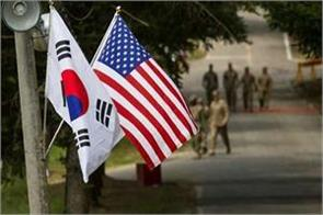 south korea and the united states confirm suspension of military exercises