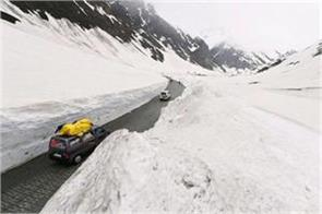 ladakh highway open for traffic