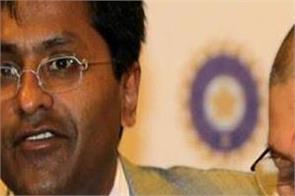 ed gives shock to bcci