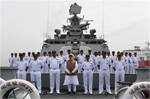 pm visited singapore s changi navyanya base