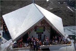 police administration alert for hemkund sahib pilgrims