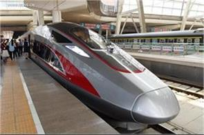 bullet train will run from china to malaysia