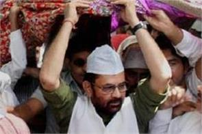 naqvi give iftar party to triple talaq victims