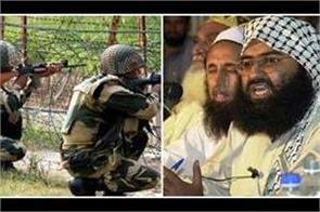 masood azhar says india s ceasefire in kashmir has left open space for jaish