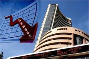 sensex down 215 points in early trade