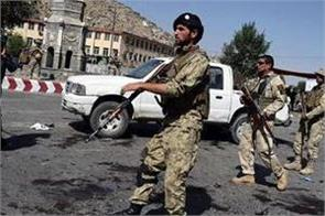 at least 5 killed and 20 wounded in suicide bombing at kabul