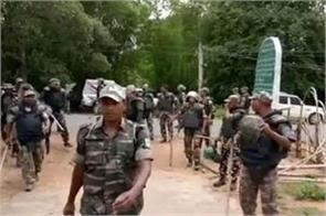 four soldiers save who kidnapped from bjp mp house