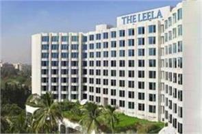 hotel leelaventure defaults on payment of quarterly interest to lic