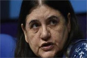 maneka gandhi ordered inquiry to air hostess case