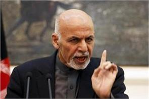 ghani says kabul attack  against values of islam