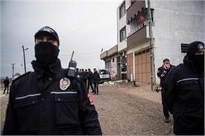 18 suspected militants in turkey detained in police custody