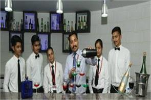 information about the  bartading  to the hotel management students