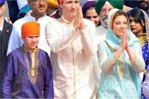 the trip to end all trips justin trudeau makes fun of his visit to india