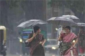chance of heavy rains in karnataka and kerala