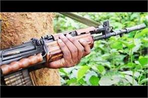 police foiled the bid of rifle snatching