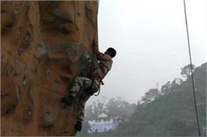 itbp 8th inter frontier rock contest starts