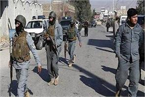 25 policemen killed in taliban attack in afghanistan