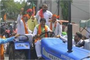tractor rally on july 1 in mandsaur