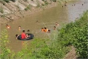 boy drowned in canal