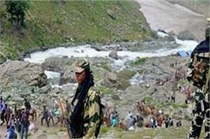 police will be check every car going to amarnath yatra