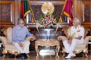 indian navy chief meets bangladesh president