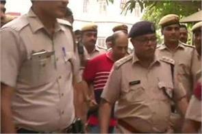 major nikhil handa sent to police custody for four day charges