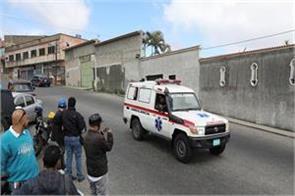 17 people killed in venezuelas stampede