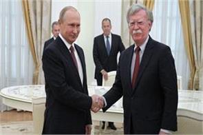 putin talks with us national security advisor