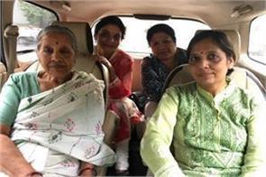 kejriwal s wife sunita also questioned kundi lg